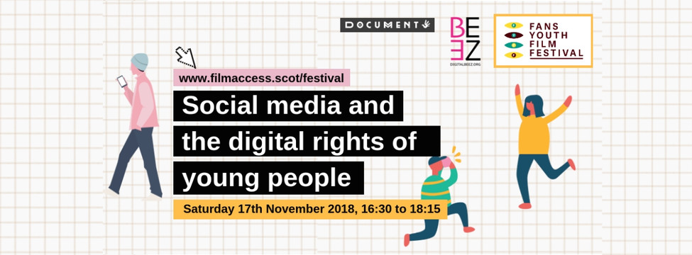 Digital Rights Workshop in Glasgow