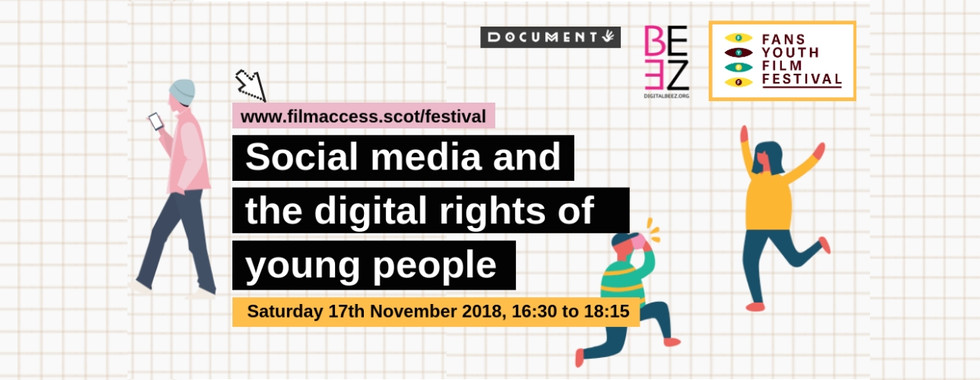Digital Rights Workshop in Glasgow