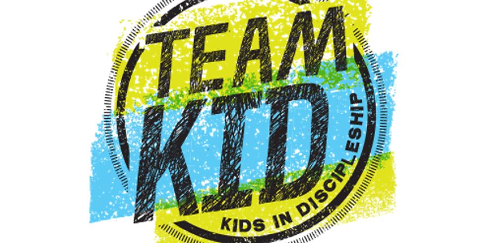 Kids Wednesday Night Activities - TeamKid
