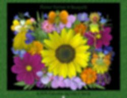 2021 Flower Fairy Calendar