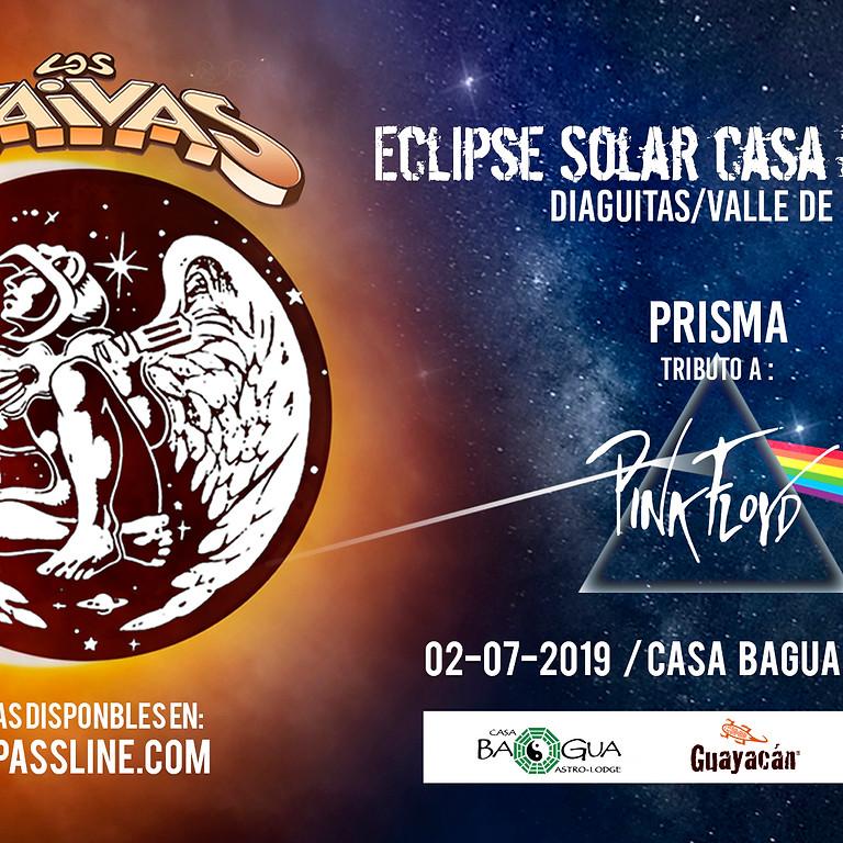 Los Jaivas - Eclipse Total Elqui 2019