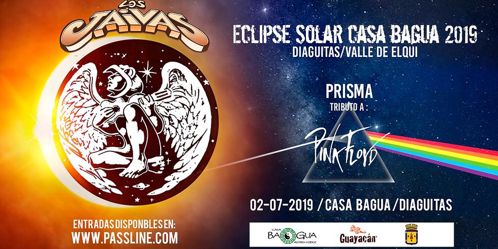 Los Jaivas - Eclipse Total Elqui 2019 (1)