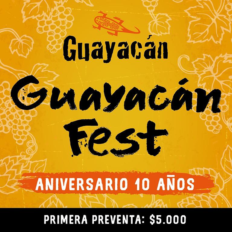 Guayacan Fest
