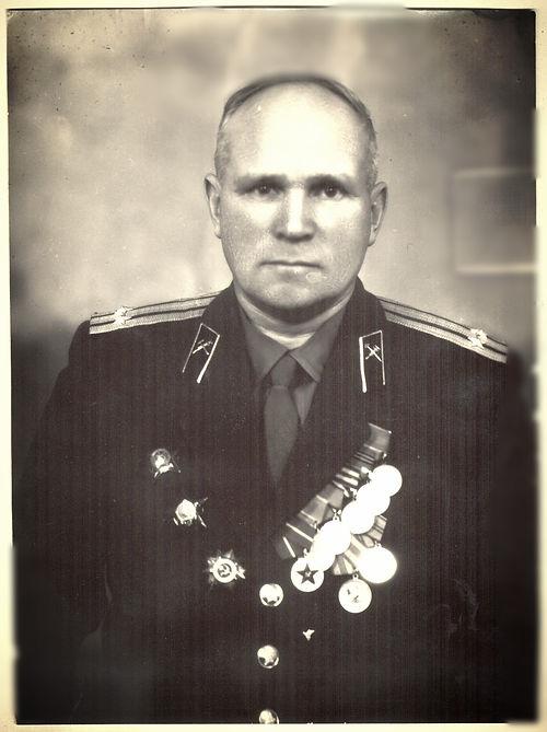Дрязгов Никита Алексеевич подполковник технической службы