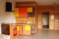 Кухня гостевой дом