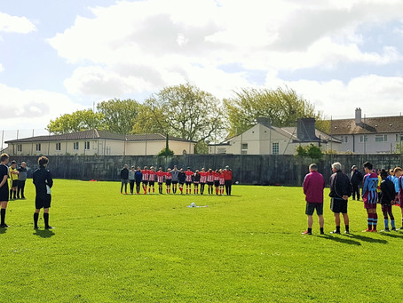 Showing Respect  - Minutes Silence