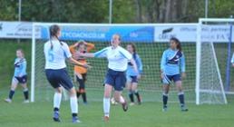 Torbay Financial Services Devon Under 14 Girls Cup Final