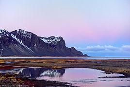 Nature's Mirror, Vestrahorn, Iceland