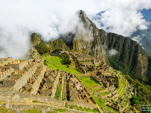 """The Iconic Machu Pichhu"""