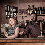 As Landlady in Jim Cartwrights 'Two' at The Alma Tavern