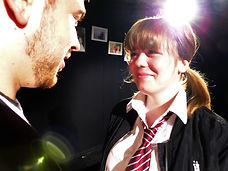 Josie Beer as Delilah and Matthew Mordak as Daniel.jpg