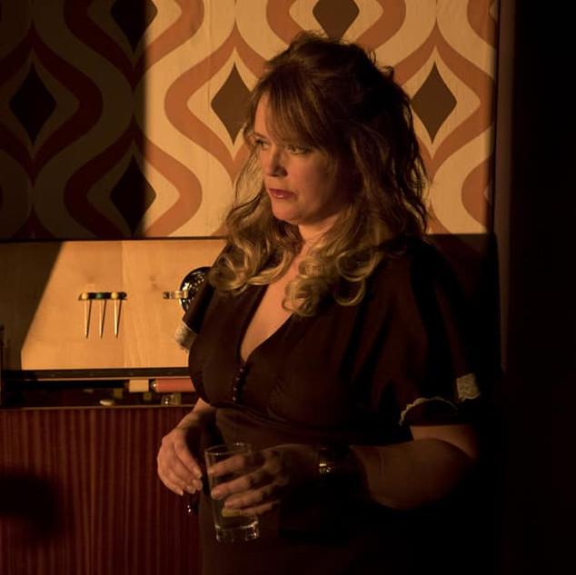Anna Friend as Beverly