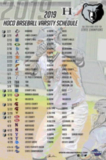 Graphic 2019 Baseball Schedule Resize.jp