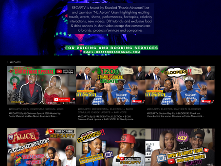 BLOG: Where Hip Hop Helps #RECAPTV Reviews