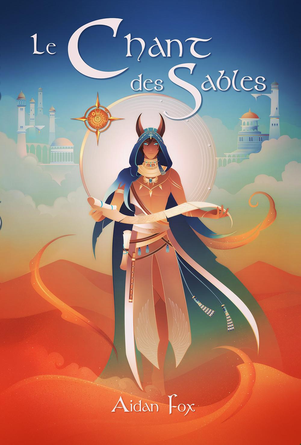 """Le Chant des Sables"" d'Aidan Fox"