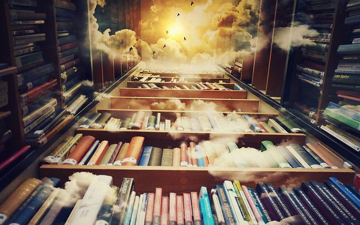 Bibliothèque Liberté Évasion