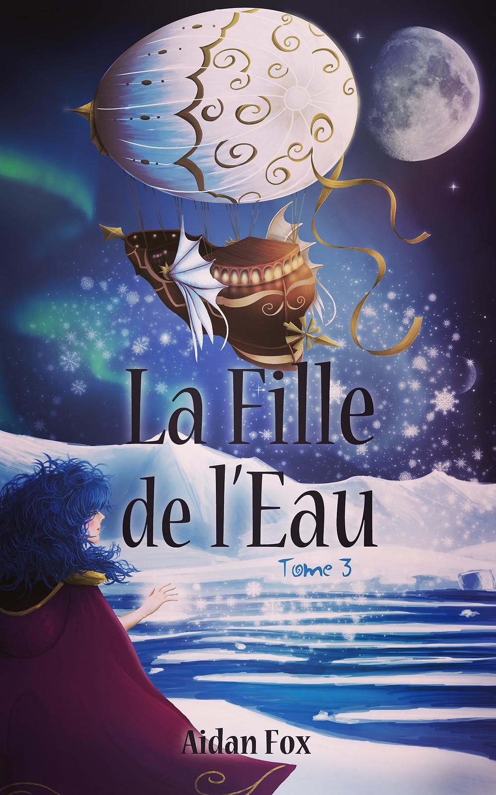 Roman «La Fille de l'Eau» (Tome 3) d'Aidan Fox - Blog littéraire – Bibliothérapia