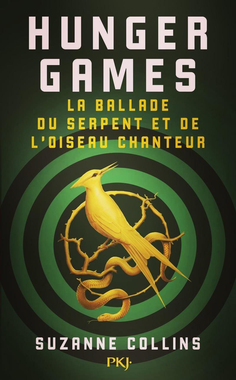 Préquel «Hunger Games - La ballade du serpent et de l'oiseau chanteur» de Suzanne Collins