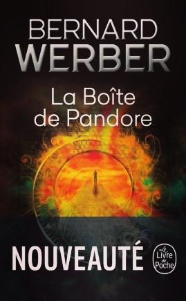 Roman «La Boîte de Pandore» de «Bernard Werber