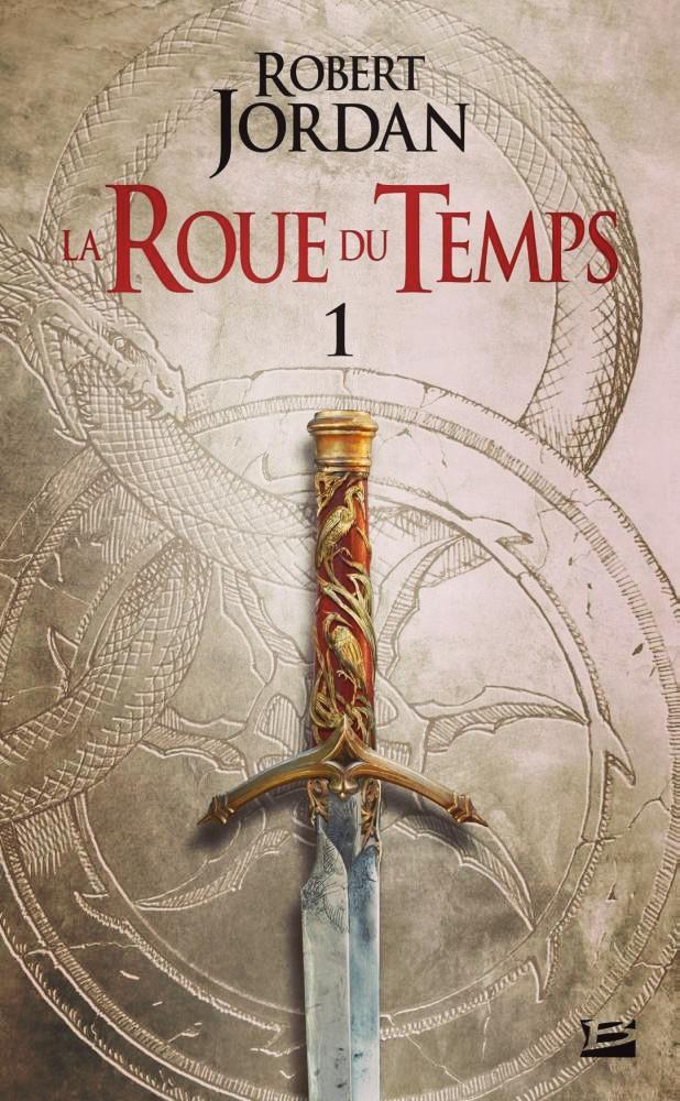Premier tome de la saga «La Roue du Temps» de Robert Jordan