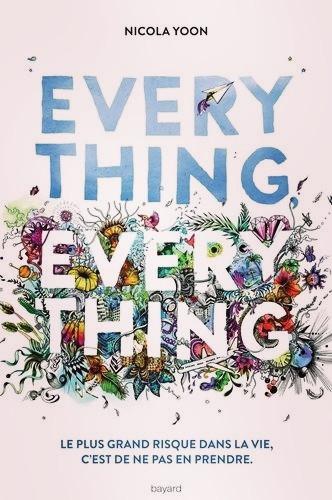 Roman «Everything Everything» de Nicola Yoon