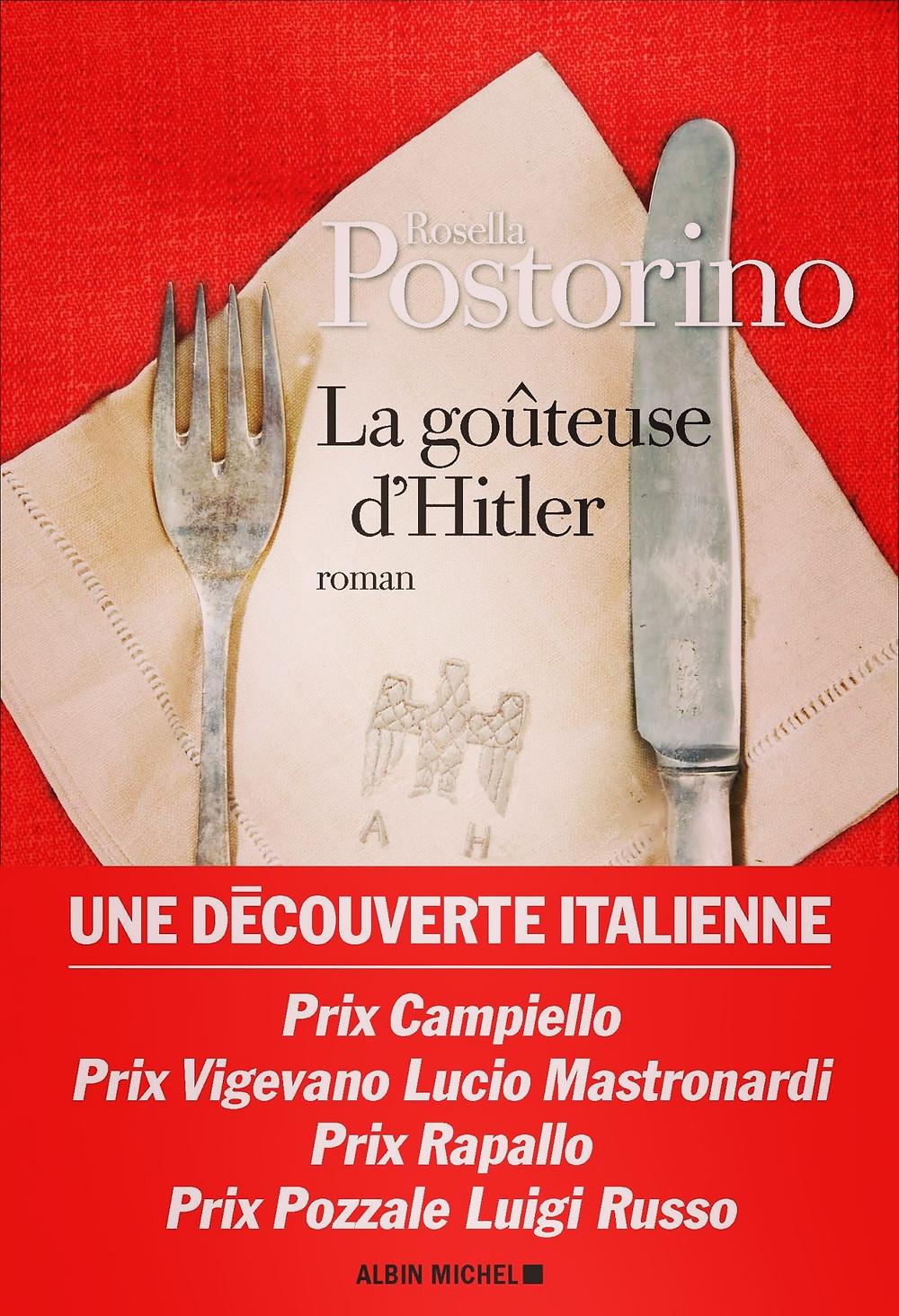 Roman «La goûteuse d'Hitler» de Rosella Postorino