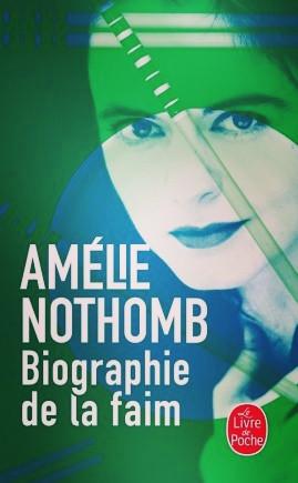 Roman «Biographie de la faim» d'Amélie Nothomb