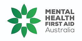 Logo for Mental Health First Aid Australia