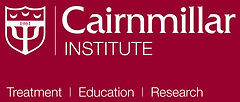 Cairnmillar logo with tagline Treatment, Education, Research