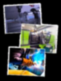Fabricação, usinagem e mais