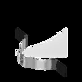 estudo deformação cinta de alumínio