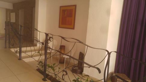 Passagem salão Osho