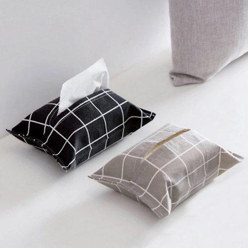 Linen Tissue Bag