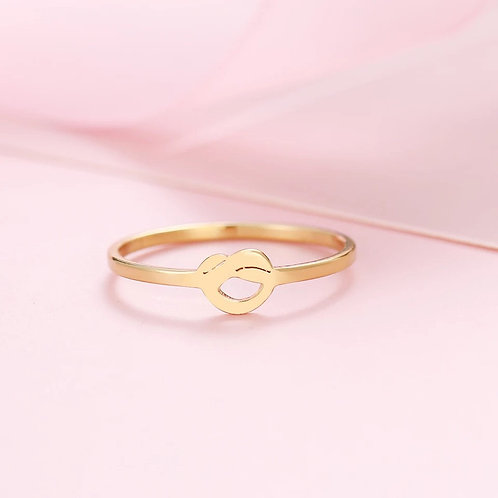 Knot Ring | Gold