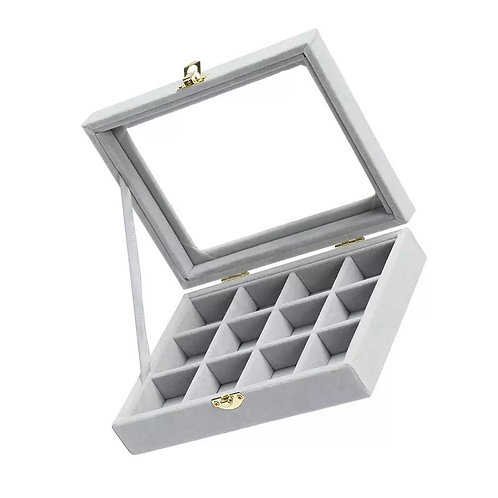 Grid Jewelry Case