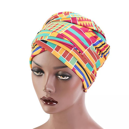 Estella Wrap Turban