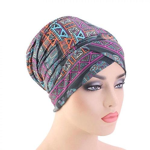 Hannah Wrap Turban