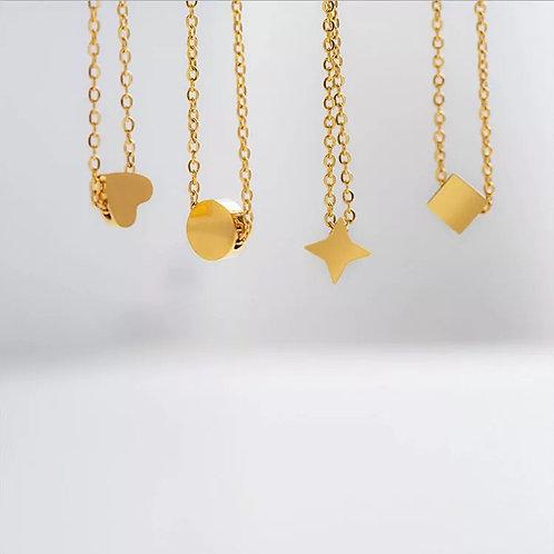 Shape Necklace
