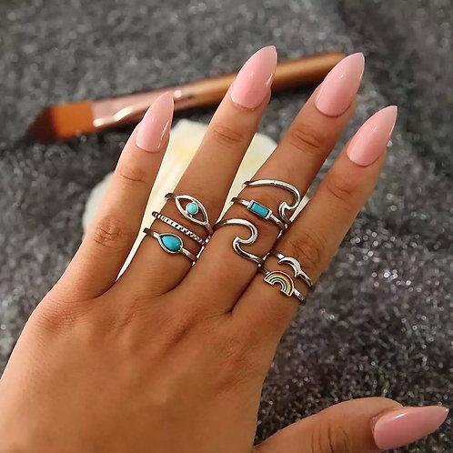 Sue Ring Set