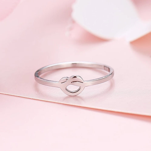 Knot Ring | Silver