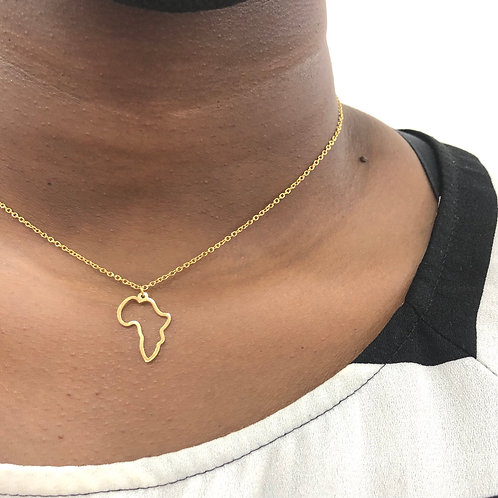 Africa Necklace | S