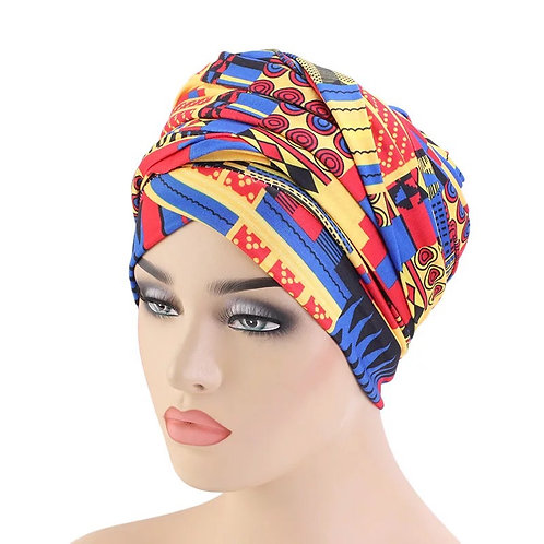 Sky Wrap Turban