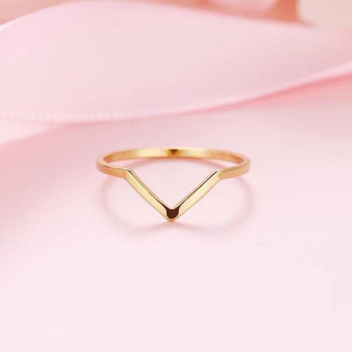 Phoebe Ring | Gold