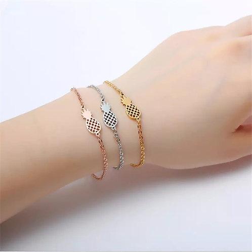 Pineapple Bracelet