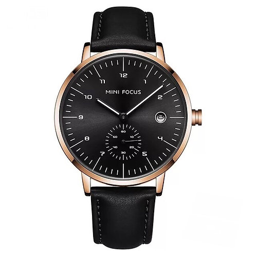 Leather Watch MF006