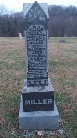 Furman Miller gravestone