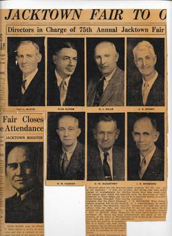 75th Fair - 1940