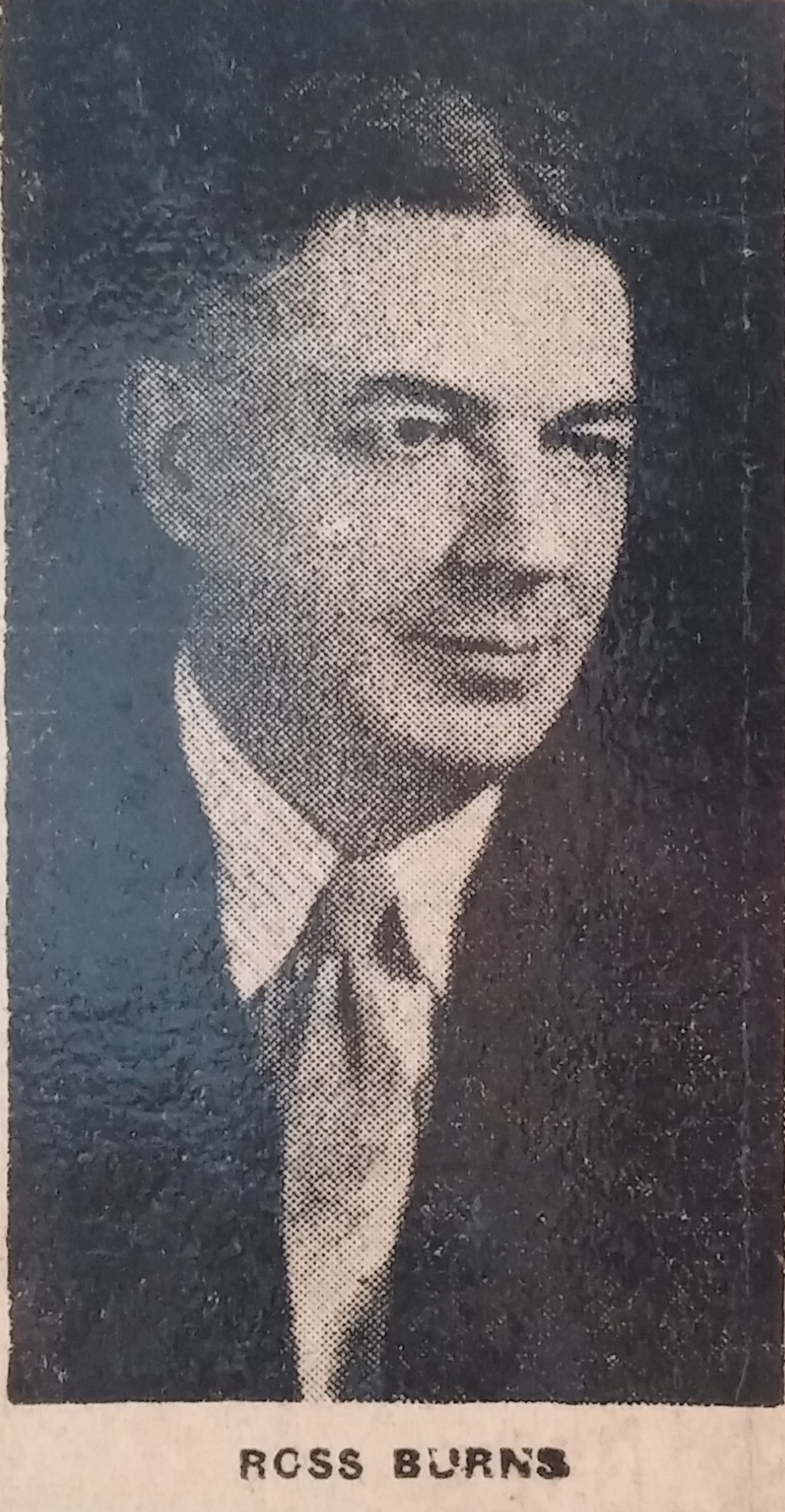Ross Burns - 1940