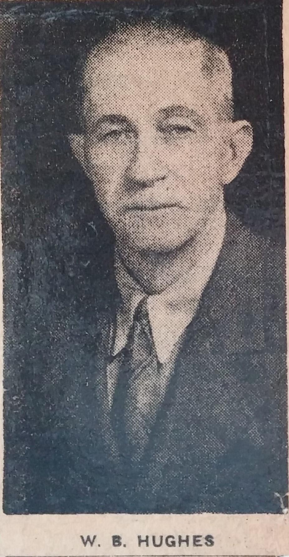 W. B. Hughes - 1940
