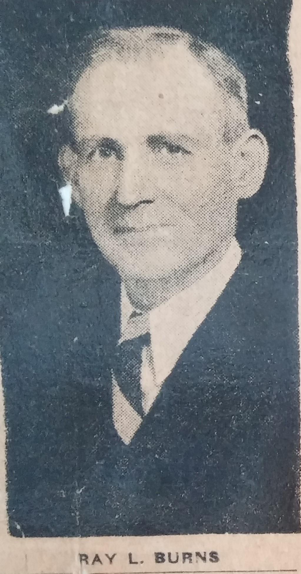 Ray Burns - 1940